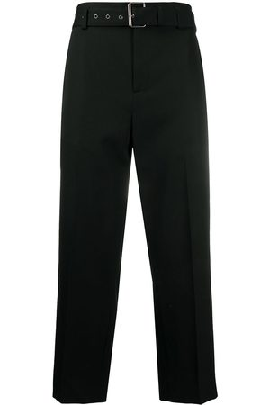 J.W.Anderson Belted straight-leg trousers