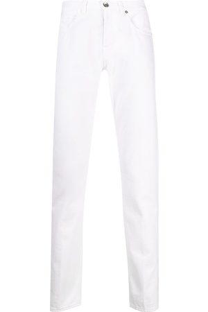 ELEVENTY Mid-rise straight-leg jeans