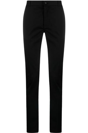 Givenchy Mid-rise slim-cut trousers