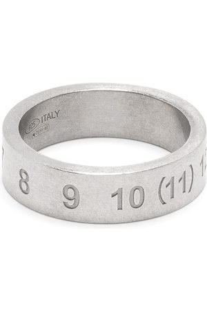 Maison Margiela Number logo ring