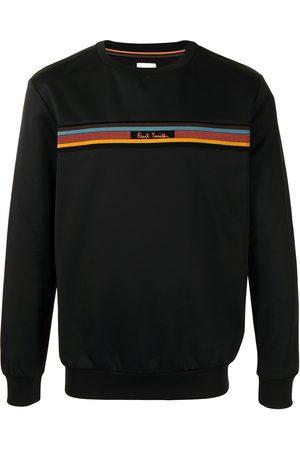 Paul Smith Rainbow-stripe sweatshirt