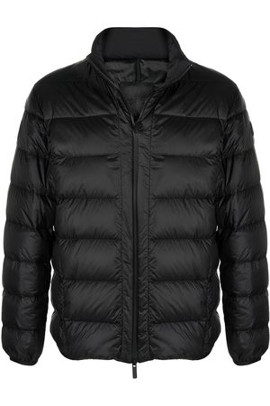 Moncler Peyre logo-print padded jacket