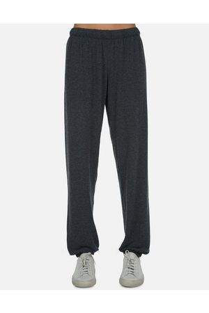 Michael Lauren Women Pants - George Core Boyfriend Sweatpant - XS