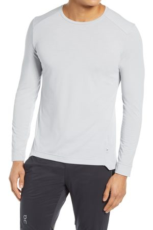 ON Men's Comfort Athletic Fit Performance Lg Sleeve Running T-Shirt