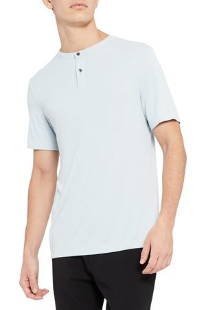 THEORY Men's Gaskell Solid Henley