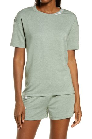 Emerson Road Women's Heathered Short Pajamas