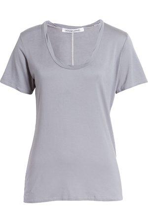 Groceries Apparel Women's Sonia Scoop Neck T-Shirt