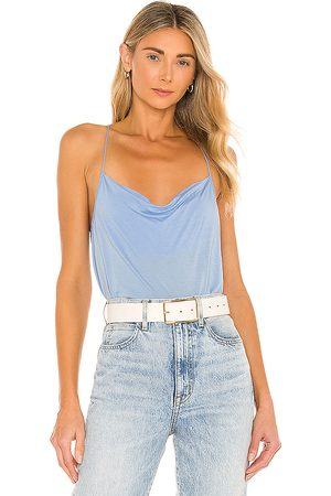 CAMI Women Camisoles - Aggie Jersey Cami in Blue.