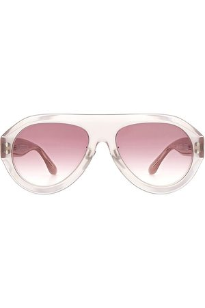 Isabel Marant Women Aviators - Women's 57MM Aviator Sunglasses