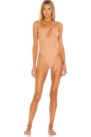 Tularosa Santiago One Piece in Nude.