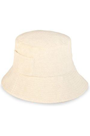 Lack of Color Women Hats - Women's Utopia Wave Terry Bucket Hat - Terry - Size Medium