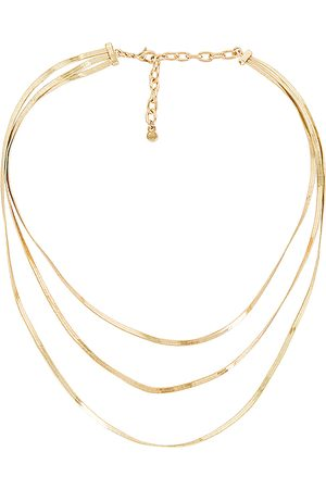 Baublebar Raven Necklace Set in Metallic .