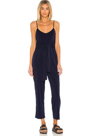 Lovers + Friends Gia Jumpsuit in Navy.