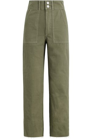 Joes Jeans Women Pants - Women's The Blake Utility Pants - Blitz - Size Denim: 28