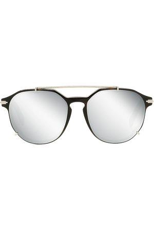 Dior Men Sunglasses - Men's BlackSuit 56MM Pantos Sunglasses - Gradient Grey