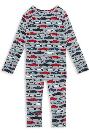 Posh Peanut Sets - Baby Boy's, Little Boy's & Boy's Miles 2-Piece Long Pajama Set - Size 10