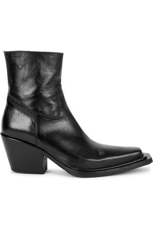 Acne Studios Bruna leather ankle boots