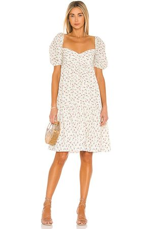 Selkie The Madonna Dream Dress in Ivory.