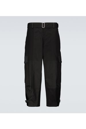 J.W.Anderson Tapered cotton cargo pants