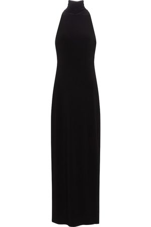 Norma Kamali Turtleneck maxi dress