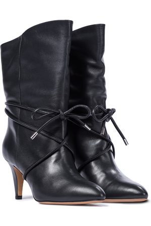 Isabel Marant Lilda leather ankle boots