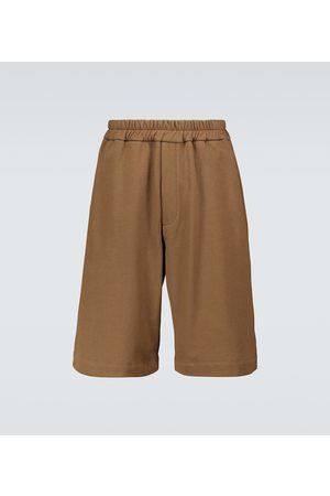 Jil Sander Cotton shorts