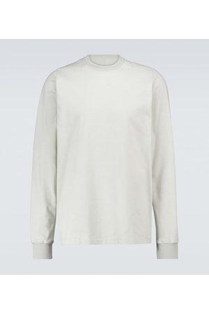 Rick Owens Cotton crewneck sweatshirt