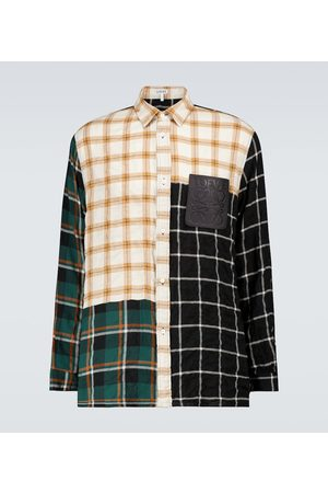 Loewe Men Casual - Checked overshirt