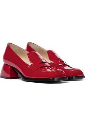 NODALETO Bulla Cara patent leather loafer pumps
