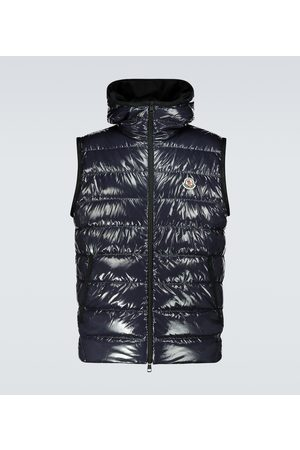 Moncler Lappe hooded gilet