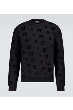 Fendi FF chenille sweatshirt
