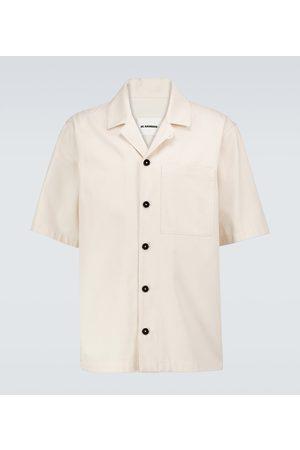 Jil Sander Camp-collar shirt