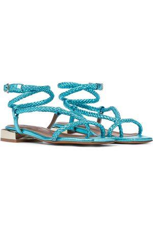 Souliers Martinez Amanecer 40 woven sandals
