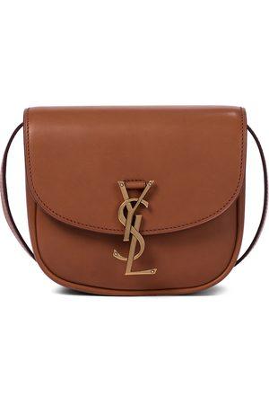 Saint Laurent Kaia small leather crossbody bag
