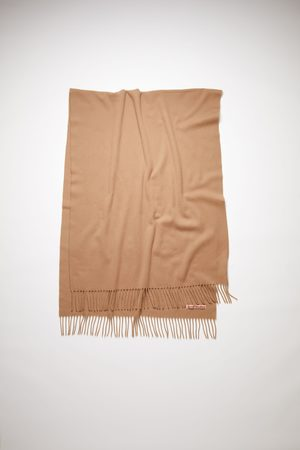 Acne Studios Canada Cash Nw Oversized cashmere scarf