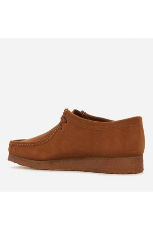 Clarks Men's Suede Wallabee Shoes