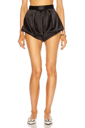 LAQUAN SMITH Women Skirts - For FWRD Billowy Short in