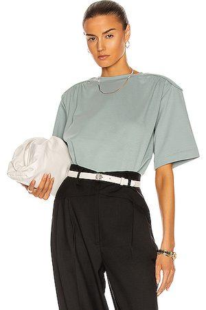 REMAIN Women Short sleeves - Verona Short Sleeve Top in Green