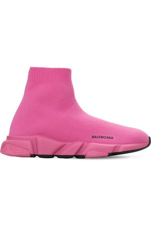 Balenciaga Speed Recycled Knit Sneakers
