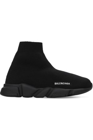 Balenciaga Girls Sneakers - Speed Recycled Knit Sneakers