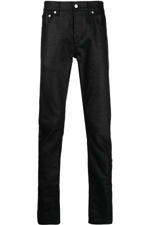 Alexander McQueen Men Slim - Slim-cut jeans