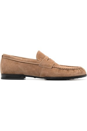 Tod's Strap-detail loafers - Neutrals