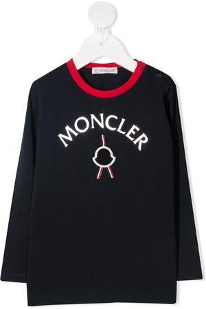 Moncler T-shirts - Logo print T-shirt