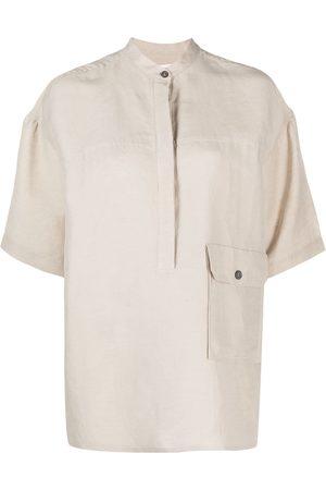 Soulland Edie shirt - Neutrals
