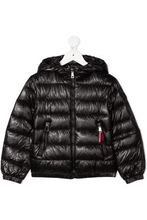 Moncler Girls Puffer Jackets - Padded hooded jacket