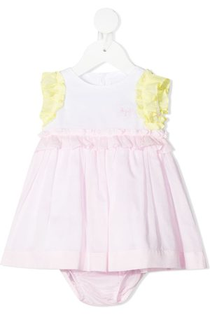 Il gufo Baby Casual Dresses - Ruffle-trimmed flared dress
