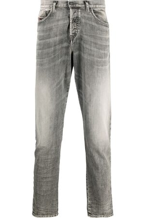 Diesel D-Fining tapered jeans - Grey