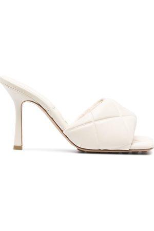Bottega Veneta Women Sandals - 90mm Lido sandals - Neutrals