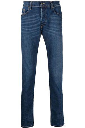 Diesel Mid rise slim-fit jeans