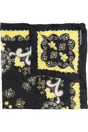 Acne Studios Scarves - Paisley pattern scarf